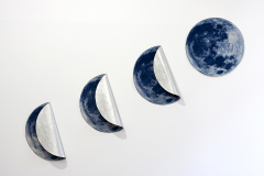 Moon Cycle, Susan Weil and José Betancourt