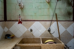 Laundry Sink, Coyula House