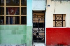 Cuban flag, 369 calle Marti