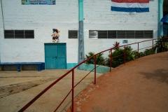 Old Galban Lobo, Exterior