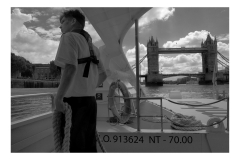 Deck Hand & Tower Bridge