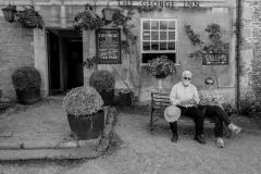 George Inn Couple