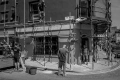 Men Working Bristol