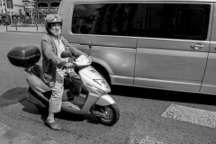 Scooter Man Paris