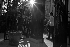 Sun Flare Gates
