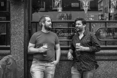 Two Friends In A Pub