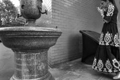 Woman Fountain